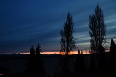 Entardecer - Bariloche - AR (Daniel Dunga) Tags: sunset argentina cloudy bariloche entardecer