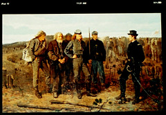 an interesting painting / american civil war (bluebird87) Tags: painting war kodak trix civil 400 dxo epson v600 tri ipad