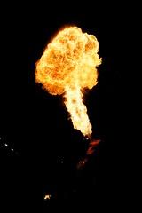 Boule de feu (_DSteiner_) Tags: streetart canon fire eos 50mm sigma burning flame 6d cracheurdefeu burncrewconcept