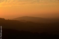 Rolling Orange (MattSnapsPhotography) Tags: sunset orange sun night dark landscape outdoors view sillouette