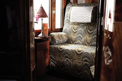Venice-Simplon-Orient Express - heritage compartment