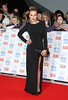 National Television Awards 2013 held at the O2 arena - Arrivals Featuring: Kierston Wareing