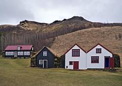 Skógasafn Folk Museum 37 (Grete Howard) Tags: museum iceland folkmuseum skogar turfhouses