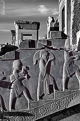 Persepolis (Behzad No) Tags: life city black persian iran live dream strong shiraz persepolis fars parseh blackwhitephotos تختجمشید anawesomeshot nikond90 سرزمین عكاسي پارسه iranmap behzadno خشمگین