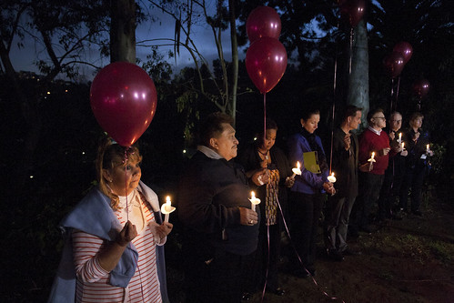Chris Brownlie Hospice Closing Ceremony (1/26/13)