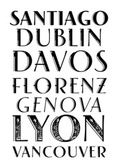 arthur_deco (Andreas Stötzner) Tags: travel art hotel deco schrift luxury luxus typeface reise capitals elegance typographie versalien eleganz 30ies 30erjahre