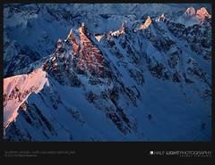 2944. (koaflashboy) Tags: winter sunrise washington aerial alpenglow northcascadesnationalpark 55250 canon7d