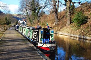 Henry the Narrowboat