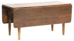 46. Custom Made Pine Coffee Table