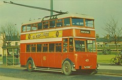 South Lancashire Transport (71B / 70F ( Ex Jibup )) Tags: road people holiday money bus tickets moving post postcard transport picture stamp busstop pay send vehicle commuter driver write fare carrier postage conductor trolleybus psv