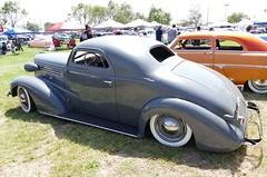 38 Chevy Master deLuxe (bballchico) Tags: chevrolet 1938 santamaria chopped coupe carshow masterdeluxe cruisinnationals westcoastkustomscruisinnationals
