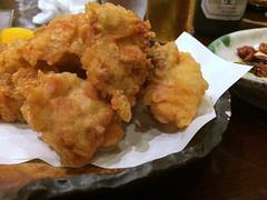 Deep-fried chicken from Okuto @ Kofu (Fuyuhiko) Tags: deepfried chicken from okuto kofu         yamanashi pref
