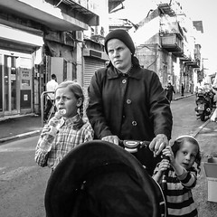 Jerusalem #001 (Never Edit) Tags: street photography streetphotography outdoor outside people peopleinthestreet strada day gloomy city urban expression hipshot pov angle perspective close candid portrait dark mysterious strange look alone blackandwhite monochrome humour humor realstreetphotography purestreetphotography light shadow focus meashearim meyeshorim jerusalem israel chasidic orthodox jew jewishlife