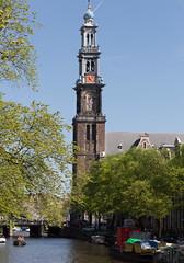 T5i(D)-20160507-1600 (DigitalDug) Tags: amsterdam europe netherlands westerkerk