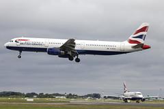 G-EUXC | British Airways | Airbus A321-231 | CN 2305 | Built 2004 | EIDW 07/07/2016 (Mick Planespotter) Tags: geuxc british airways airbus a321231 2004 eidw 2016 aircraft airport ba collinstown dublinairport flight