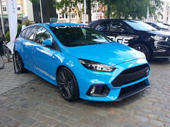 Focus RS (Alessandro_059) Tags: ford focus rs blue