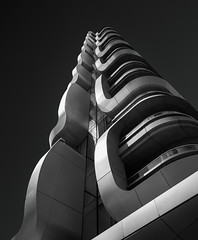 Rising High (vulture labs) Tags: london workshop photography longexposure vulturelabs wwwvulturelabsphotography architecture bw blackandwhite monochromatic monochrome modern zeiss fineartphotography art fine firecrest 16 stops nd neutral density filter 21mm distagon