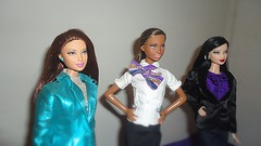 She Works Hard For The Money (PolynesianSky) Tags: barbie basics 003 002 001 number 05 08 mattel doll 2011 2009