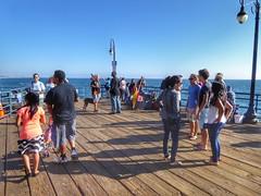 Santa Monica, Los Angeles, California (PaChambers) Tags: 2016 pier autumn beach waterfront unitedstates september summer losangeles usa california santamonica fall sunny historic