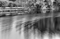 Without filters (fernando butcher) Tags: long exposure river wensum confluence yare blackandwhite norwich norfolk england greatbritain uk nikon d7000 sigma 17 50