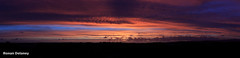 Last light in the west (delexical) Tags: ireland ire gaillimh galway carraroe ancheathrrua wildatlanticway atlantic sunset sky cloud clouds sun dusk canon6d canon 6d panorama stitchedpanorama