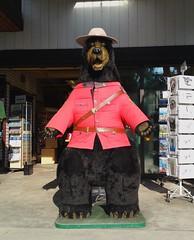 Souvenir Store at Prospect Point, Vancouver BC (Salon de Maria) Tags: bear store souvenirstore prospectpoint vancouver canada