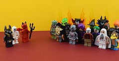 Welcome home bro !!! (Alex THELEGOFAN) Tags: lego legography lord death dead satan satin diable demon devil hell skeleton king of the minifigures minifigure minifigs minifigurine minifig marvel movie monster vampire davy jones ultron joker 13 friday killer saruman ring dark vador alien witch malefic quirrell taxi driver bad evil syndrome nelson fire super heroes
