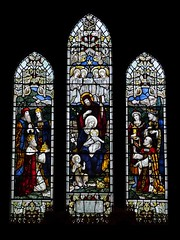 Brecon, Powys (Oxfordshire Churches) Tags: brecon aberhonddu powys wales cymru panasonic lumixgh3 uk unitedkingdom johnward churches anglican churchinwales cathedrals stainedglass listedbuildings gradeilisted