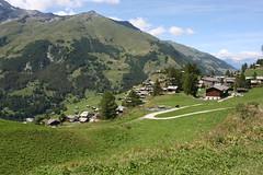 Sur les hauteurs de la Forclaz (Canton du Valais, Suisse) (bobroy20) Tags: leshaudres evolne sion suisse alpes valais wallis laforclaz