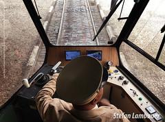 Bonde Arte (Stefan Lambauer) Tags: bonde bonderestaurante valongo tramway motorneiro driver tram pilot bondearte stefanlambauer 2016 brasil brazil santos sopaulo br