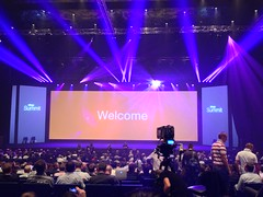 #CitrixSummit Keynote coming up