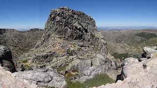 Torre até Manteigas, Vale Glaciar do Zêzere, Serra da Estrela Portugal