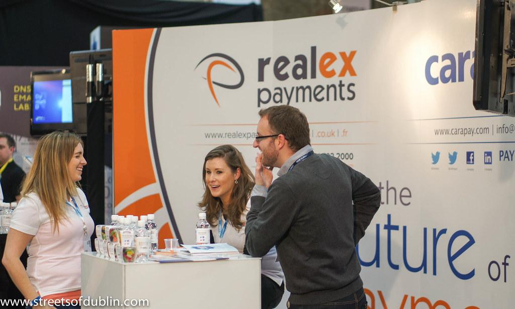 Realex Payments: Web Summit 2012 In Dublin (Ireland)