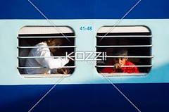 looking out the window (drewtrans8877) Tags: travel india man window station train asian bars publictransportation indian depart transportation ethnic mysore southindia railwayterminal landtransportation karnatakastate indianethnicity
