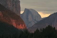 Yosemite Series (1 of 7) (gcquinn) Tags: california usa fall dusk geoff valley yosemite quinn halfdome conference geoffrey elcapitan 2012 folliage cardiac