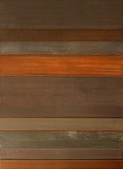 Bild_848_structured_autumn_110_80_acrylic_sting_on_canvas_2012 (ART_HETART) Tags: orange brown abstract art lines modern painting contemporaryart minimal canvas linear reduced hetzel