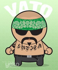 Cholo (yekorise) Tags: nice awesome mexican vato monito cholo monitos yeko yekomonitos
