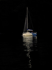In The Shadows # 2 (wivvy is getting there.) Tags: water reflections boat sailing shadows lakes boating ripples yachts windermere bowness ligh thelakedistrict xs1