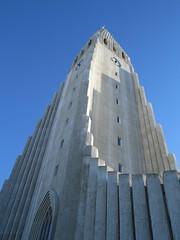 Iceland - Reykjavic - Hallgrímskirkja (JulesFoto) Tags: church reykjavic iceland hallgrímskirkja