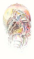 psy-fi (Tolagunestro) Tags: colors scifi watercolors threadless camisa aquarela camiseteria designbyhumans tolagunestro lucasdealcantara