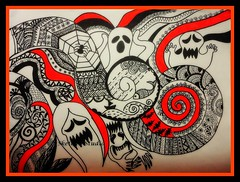 haloween (Sketchii Studio) Tags: autumn abstract color detail cute bird eye art animal yoga illustration dark ma design three ganesha mixed ancient branch god drawing snake kali pooja meditation budha draw shiva mythology puja shiv durga bal nath parvati maa bengali dhyaan kanha astract mehandi bholenath parvathi shivling bhagwan shivratri bhagwaan bhole krinshna