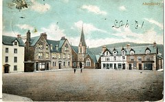 Aberfeldy postcard, nd (P&KC Archive) Tags: man building heritage history boys architecture advertising photography scotland town highlands community post rivertay perthshire scottish property streetscene marketplace recreation 20thcentury elevations publication glassplate civicpride perthandkinross ecsochistory