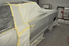 """1965 Pontaic Parisienne Convertible Restoration • <a style=""""font-size:0.8em;"""" href=""""http://www.flickr.com/photos/85572005@N00/8150675654/"""" target=""""_blank"""">View on Flickr</a>"""