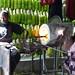 Making glasses in Arusha