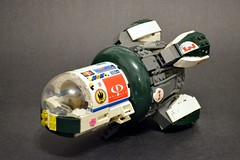Gaia [Racer Varient] (nate_daly) Tags: lego space racer garc