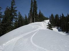Fun SW ridge