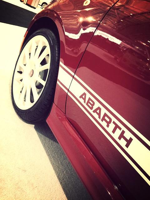 Fiat Abarth  #autoshow