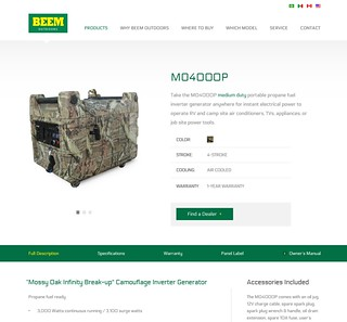 Individual Products - BEEM Outdoors