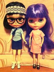 PC Pink & Nurse Amey.