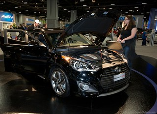 2013 Washington Auto Show - Lower Concourse - Hyundai 2 by Judson Weinsheimer